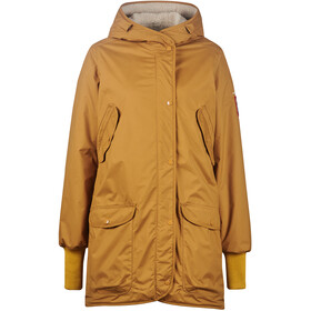 Finside Suomukka Jacket Women cinnamon/pebble